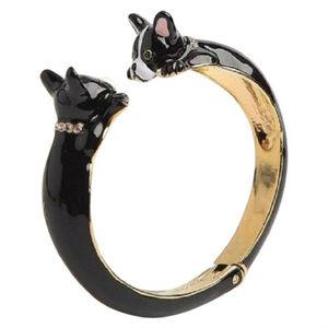KATE SPADE Ma Chérie Antoine Bulldog Bracelet